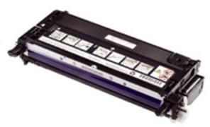 Original 593-10368 Dell Cyan Toner Cartridge (K442N)