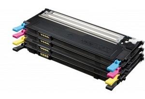 Compatible Dell 593-1049 Toner Cartridge Multipack (Black/Cyan/Magenta/Yellow)