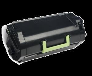 Lexmark Original 622H High Capacity Black Toner Cartridge