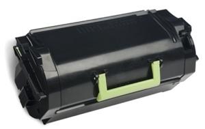 Lexmark Original 622 Black Toner Cartridge (62D2000)