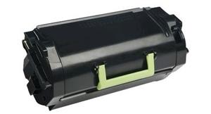 Compatible Lexmark 622X Extra High Capacity Black Toner Cartridge (62D2X00)