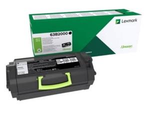 Original Lexmark 63B2000 Black Toner Cartridge