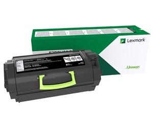 Original Lexmark 63B2H00 Black High Capacity Toner Cartridge