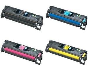 Compatible Canon 701 Full Set Of 4 Cartridges (Black,Cyan,Magenta,Yellow)