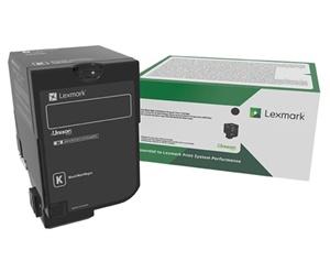 Original Lexmark 73B20K0 Black Toner Cartridge