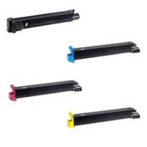 Konica Minolta Original 89386 Toner Cartridge Multipack (Black/Cyan/Magenta/Yellow)