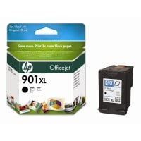 HP Original 901XL (CC654AE) Black Ink Cartridge