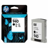 HP Original 940 Black Ink Cartridge (C4902AE)