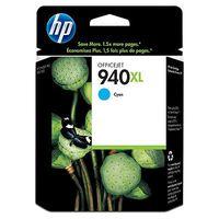 HP Original 940XL Cyan High Capacity Ink Cartridge (C4907AE)