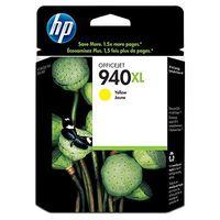 HP Original 940XL Yellow High Capacity Ink Cartridge (C4909AE)