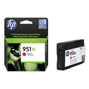 Original HP 951XL Magenta High Capacity Ink Cartridge (CN047AE)