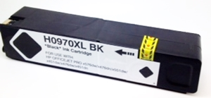 Compatible HP 970XL Black High Capacity Ink Cartridge (CN625AE)