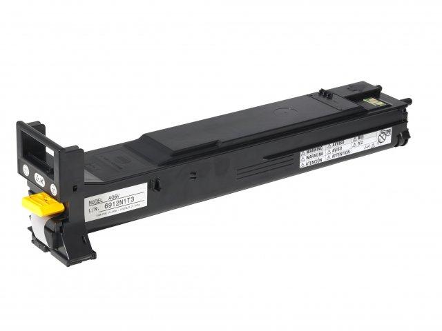 Original A06V152 Konica Minolta Black Toner Cartridge