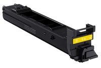 Original A0DK252 Konica Minolta Yellow Toner Cartridge