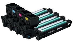 Konica Minolta Original A0WG0 High Capacity Toner Cartridge Multipack (Black/Cyan/Magenta/Yellow)