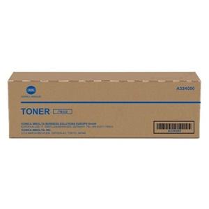 Original Konica Minolta TN322 Black Toner Cartridge (A33K050)