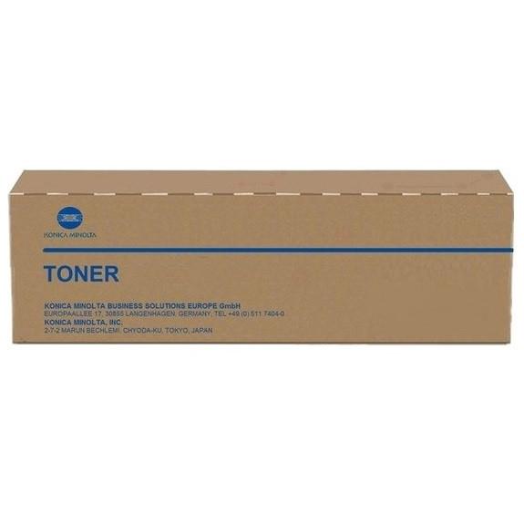 Original Konica Minolta TNP49C Cyan Toner Cartridge A95W450