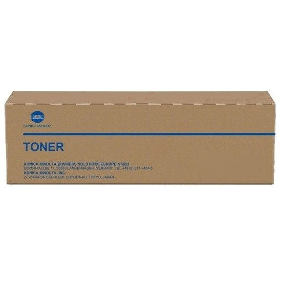 Original Konica Minolta TN713C Cyan Toner Cartridge A9K8450