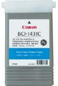 Canon Original BCI-1431C Cyan Ink Cartridge (8970A001AA)