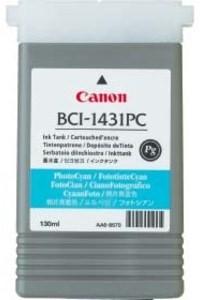 Canon Original BCI-1431PC Photo Cyan Ink Cartridge (8973A001AA)