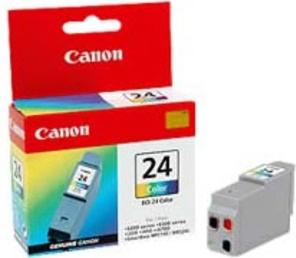 Canon Original BCI-24C Colour Ink Cartridge