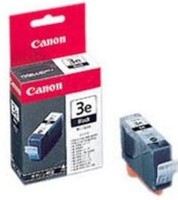 Canon Original BCI-3EBK Black Ink Cartridge (4479A002)
