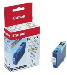 Canon Original BCI-3PC Photo Cyan Ink Cartridge