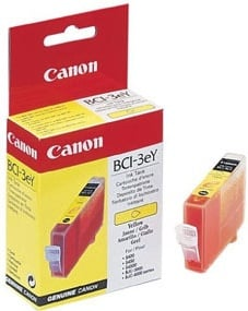 Canon Original BCI-3Y Yellow Ink Cartridge