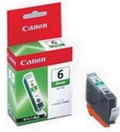 Canon Original BCI-6G Green Ink Cartridge