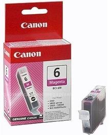 Canon Original BCI-6M Magenta Ink Cartridge