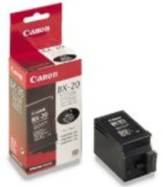 Canon Original BX-20 Black Ink Cartridge
