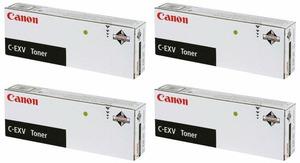 Canon Original C-EXV28 Toner Cartridge Multipack (Black/Cyan/Magenta/Yellow)