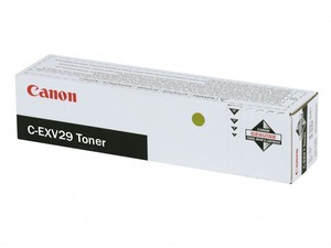 Original C-EXV29BK (2790B002AA) Canon Black Toner Cartridge