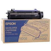 Original C13S050167 Epson Black Toner Cartridge