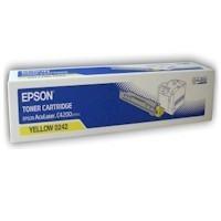 Original C13S050242 Epson Yellow Toner Cartridge