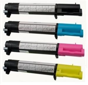 Compatible Epson C13S05031 (CX21N) Set Of 4 Toner Cartridges (Black,Cyan,Magenta,Yellow)