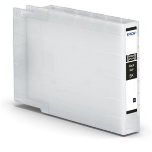 Original Epson T04B1 Black High Capacity Inkjet Cartridge (C13T04B140)