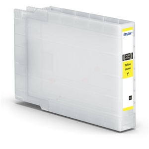 Original Epson T04B4 Yellow High Capacity Inkjet Cartridge (C13T04B440)