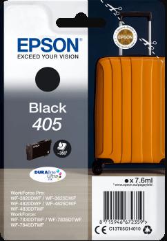 Epson Original 405 Black Ink Cartridge C13T05G14010