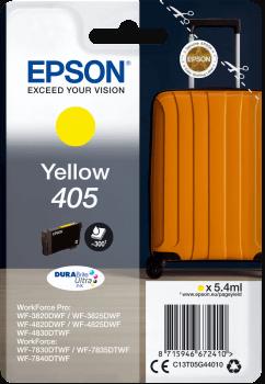 Epson Original 405 Yellow Ink Cartridge C13T05G44010