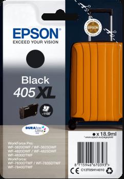 Epson Original 405XL Black High Capacity Ink Cartridge C13T05H14010