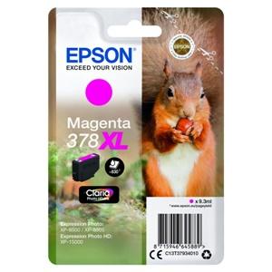 Original Epson 378XL Magenta High Capacity Inkjet Cartridge (C13T37934010)
