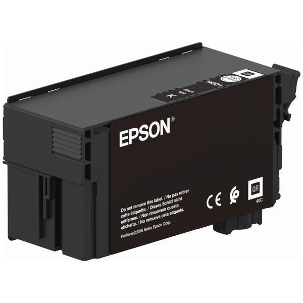 Original Epson T40D1 Black Inkjet Cartridge C13T40D140