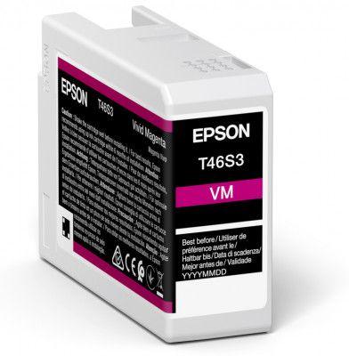 Original Epson T46S3 Magenta Inkjet Cartridge C13T46S300