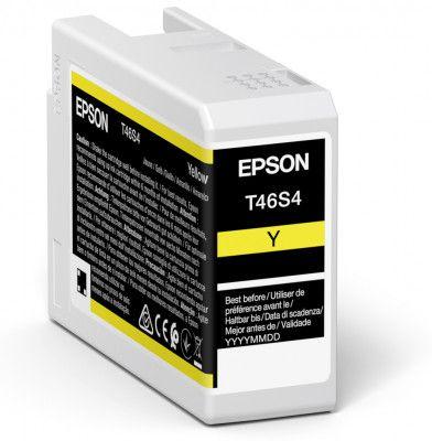 Original Epson T46S4 Yellow Inkjet Cartridge C13T46S400