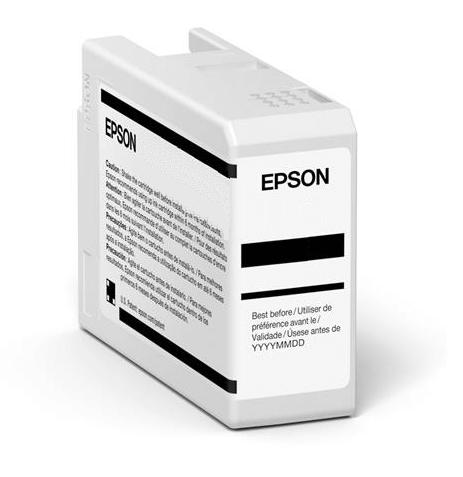 Original Epson T47A8 Matte Black Inkjet Cartridge C13T47A800