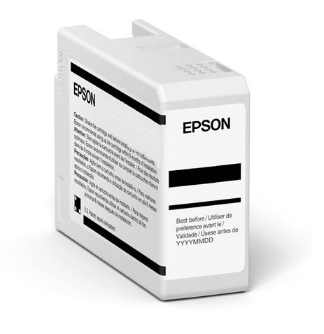Original Epson T47A9 Light Grey Inkjet Cartridge C13T47A900