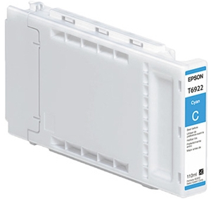 Original Epson T6922 Cyan Inkjet Cartridge (C13T692200)