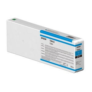 Original Epson T8042 Cyan Inkjet Cartridge (C13T804200)