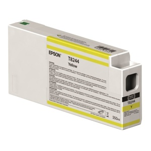 Original Epson T8244 Yellow Inkjet Cartridge (C13T824400)
